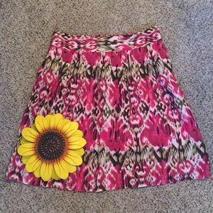 Madison Lined Skirt